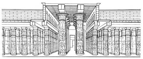 Arhitekto.ru Храм Амона в