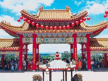 Архитектура древнего китая фото
