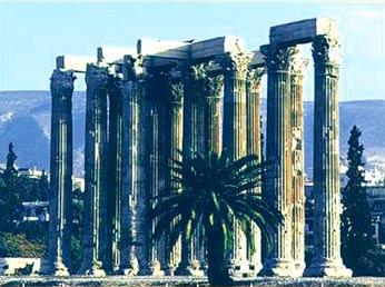 Храм зевса олимпийского www arhitekto ru