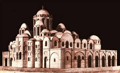 Картинки по запросу собор святой софии в киеве в 11 веке