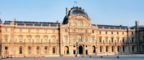 Дворец Лувр 5france05