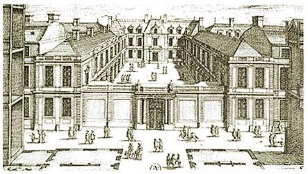 Парижский дворец отель