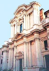 Церковь санта мариа ин кампителли рим