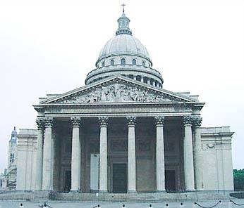 Церковь св женевьевы сейчас пантеон