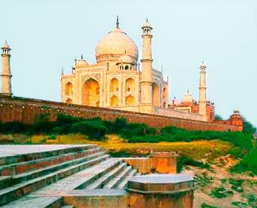 Архитектура Древней Индии История архитектуры ru Мавзолей Тадж Махал в Агре ru
